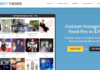 Free Download Instagram Feed Pro Nulled